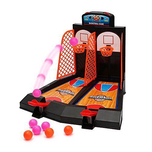 MINI da tavolo BASKET shooting game-wishtime SH63788 Desktop GIOCO 2 giocatori