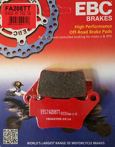 EBC-FA208TT-Brake-Pads-Rear-Yamaha-XT660Z-Tenere-08-16-KTM-690-Enduro