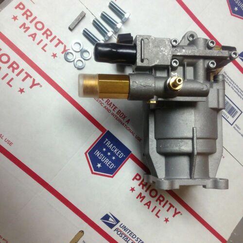 PRESSURE WASHER PUMP KIT SUBARU KARCHER 3//4 HORIZONTAL 5-7 HP 2800 PSI 2.5GPM