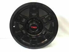 Toyota Trd Pro Sema Black 17x8 Aluminum Wheel Set Of 4 Tacomaworld