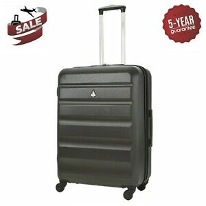 Aerolite-25-034-Lightweight-Hard-Shell-Suitcase-4-Wheel-Hold-Check-In-Luggage-Bag