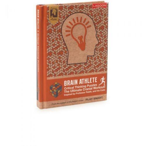 Official Rubik/'s Brain Athlete Puzzle Books