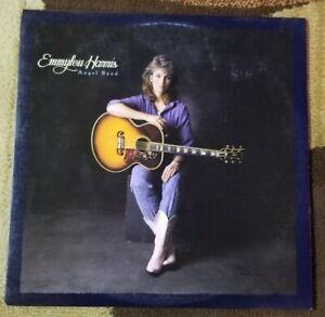 Vintage-1987-Emmylou-Harris-034-Angel-Band-034-LP-Warner-Bros-Records-1-25585-NM