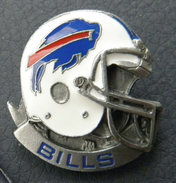 656d410eeec Buffalo Bills NFL Football Helmet Hat or Lapel Pin Badge 1 Inch for ...