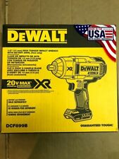 "DEWALT DCF899B 20V Max 1/2"" Impact Wrench Kit"
