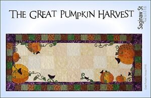 The-Great-Pumpkin-Quilt-Pattern-Saginaw-St-Quilts-3-Sizes-Small-Large-Topper
