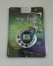 Millennium 2000 The Countdown Is On Trivia & Mascot By Tiger Electronics - New