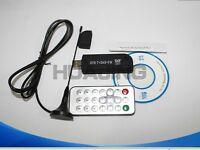 RTL2832U & R820T DVB-T RTL-SDR+DAB+FM USB Digital TV Tuner Receiver F.Laptop/