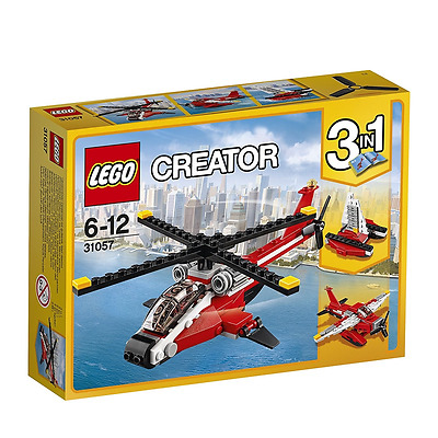 BRAND NEW LEGO CREATOR 3 IN 1 AIR BLAZER 31057