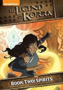 Legend-of-Korra-Book-Two-Spirits-R4-DVD-creators-of-Avatar-The-Last-Airbender