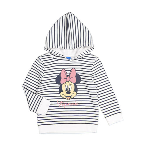 Disney Minnie Mouse Girls Hoodie top various sizes free postage Brand New!