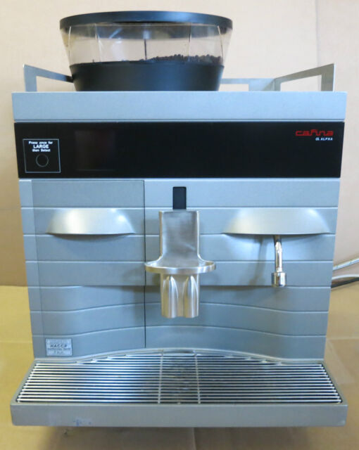 Melitta Cafina Bean To Cup Automatic Professional Coffee Machine Parts