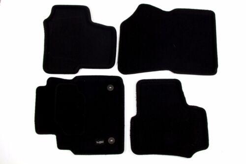Original VW Fußmatten-Set Up schwarz 4 Stück OE.Nr 1S1061445WGK NEU