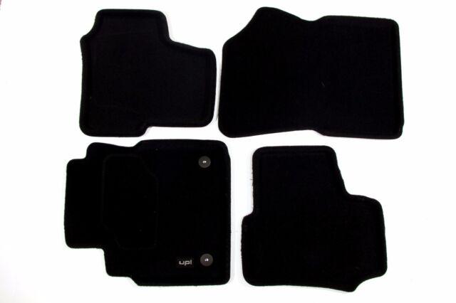 NEU Textilmatten Fußmatten Matten Stoff Passform vorn hinten VW Up
