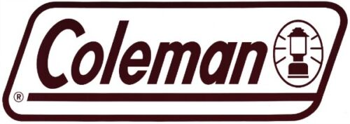 1 RV TRAILER MOTORCOACH COLEMAN LOGO GRAPHIC DECAL 902-2