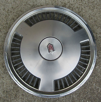 "14/"" 1986 87 88 Chevrolet Monte Carlo Slot Type Hubcap Wheel Cover 14091942"
