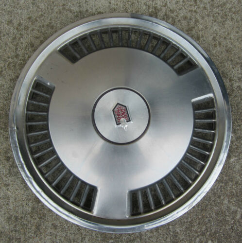 "14/"" 1986 87 88 Chevrolet Monte Carlo Slot Type Hubcap Wheel Cover 14091942"