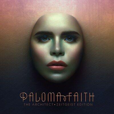 The Architect: Zeitgeist Edition - Paloma Faith (Album) [CD]