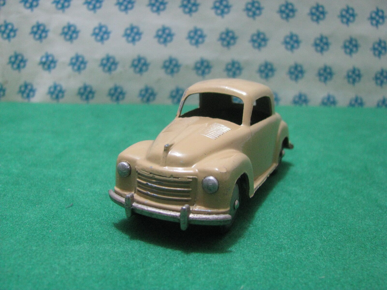 MERCURY  n° 10  -  FIAT  500 C very near mint - nocciola
