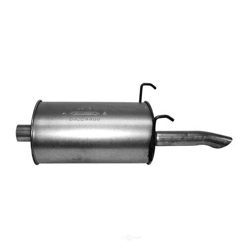 Exhaust Muffler AP Exhaust 700437 fits 01-05 Honda Civic