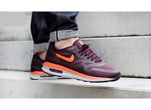 best service 329da c78a0 Image is loading NIKE-AIR-MAX-LUNAR-1-WR-Mens-Shoes-