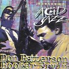 Legends of Acid Jazz by Don Patterson (CD, Dec-1996, Prestige Records)