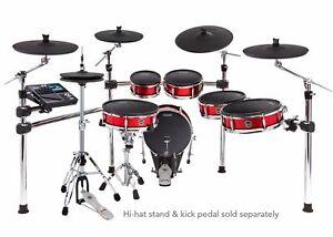 alesis strike pro kit electronic drum set ebay. Black Bedroom Furniture Sets. Home Design Ideas