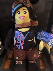 The-Lego-Movie-2-Lucy-Plush-Doll-2019-Manhattan-Toy-New-Stuffed-Soft-Toy