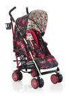 Cosatto Supa Flamingo Fling Pushchairs Double Seat Stroller