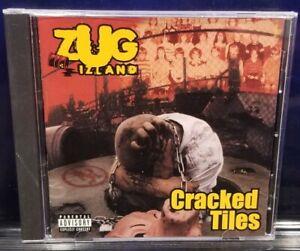 Zug Izland - Cracked Tiles CD insane clown posse twiztid pychopathic records icp