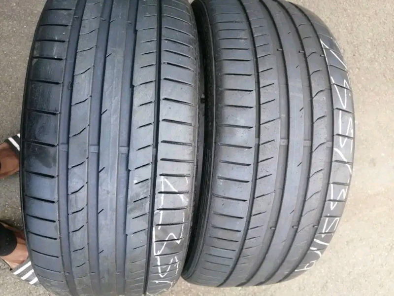 255/55 R18 used tyres and more. Call/whatsapp Lucky 0638218822