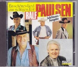 Ralf-Paulsen-Ein-schoenes-Lied-zur-richtigen-Zeit-compilation-18-tracks-CD