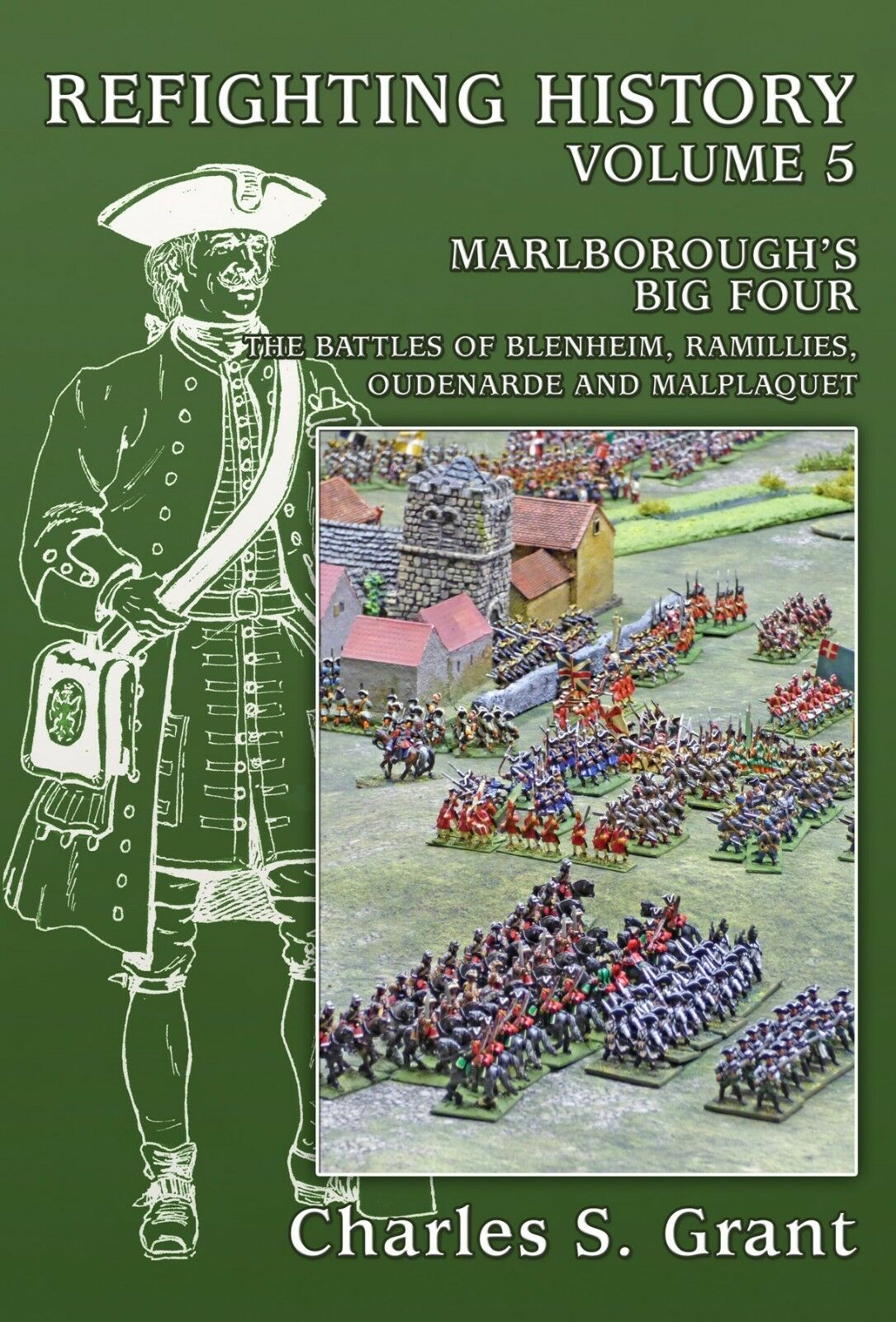 Refighting Storia -  Volume 5 MARLBoroUGH'S gree Quattro - Partizan Press  negozio online outlet