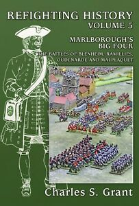 Refighting Histoire - Volume 5 Marlborough's Grand Quatre Komrad Presse