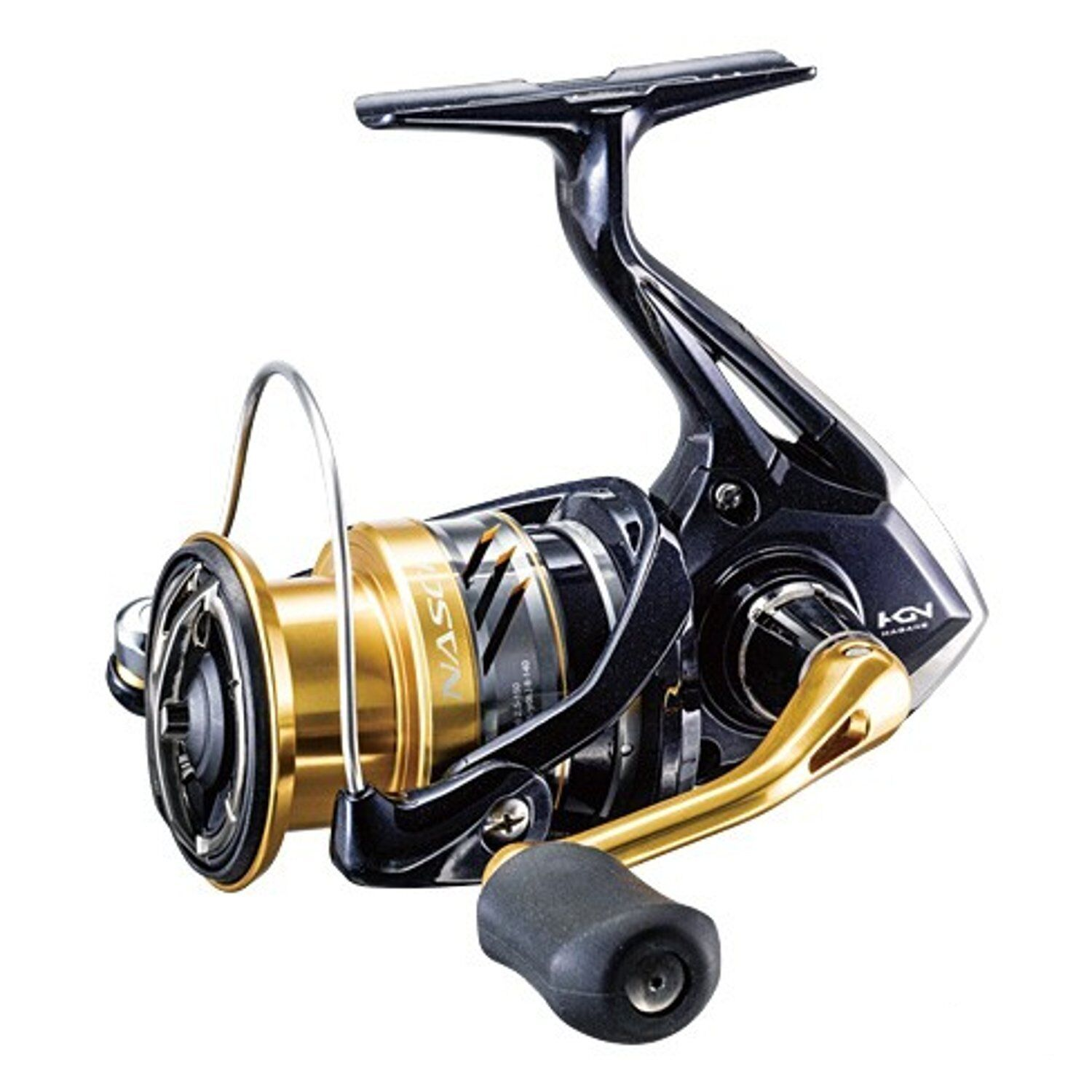 SHIMANO Nasuki C2000S  Fishing REEL From JAPAN