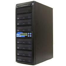 ProDuplicator 7 Burner Blu-ray BDXL M-Disc CD DVD Drive Duplicator Machine Tower
