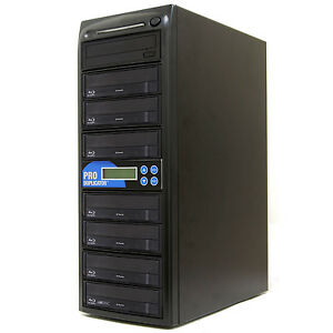 ProDuplica-tor-1-7-Blu-ray-Burner-Duplicator-BD-MDisc-CD-DVD-Replicatio-n-Tower