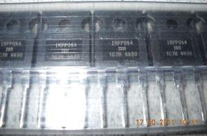 International Rectifier IRFP064 Power MOSFET, 60V, 70A, 0.009 Ohm, 4 Stück, NOS