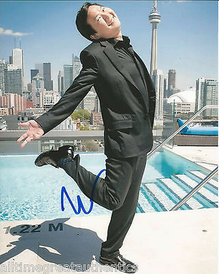 Ken Jeong Hand Signed Authentic The Hangover 8x10 Photo 3 W/coa Chang Community Entertainment Memorabilia