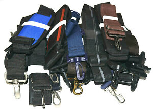 Replacement-Bag-Strap-Gym-Duffle-Luggage-Laptop-Heavy-Duty-Nylon-Choose-Describe