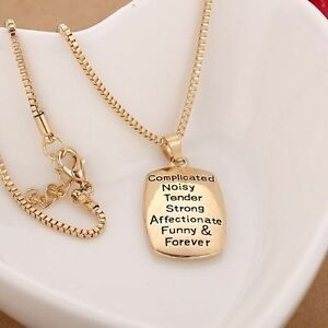 With-Lettering-The-Love-Between-A-Mother-And-Daughter-Pendant-Necklace