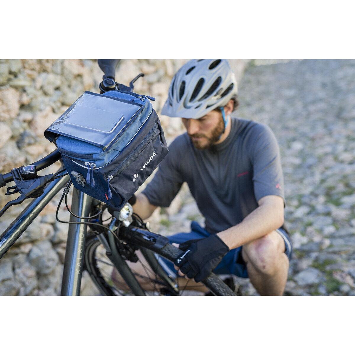 Vaude Road Ii Bolsa de Manillar Bicicleta