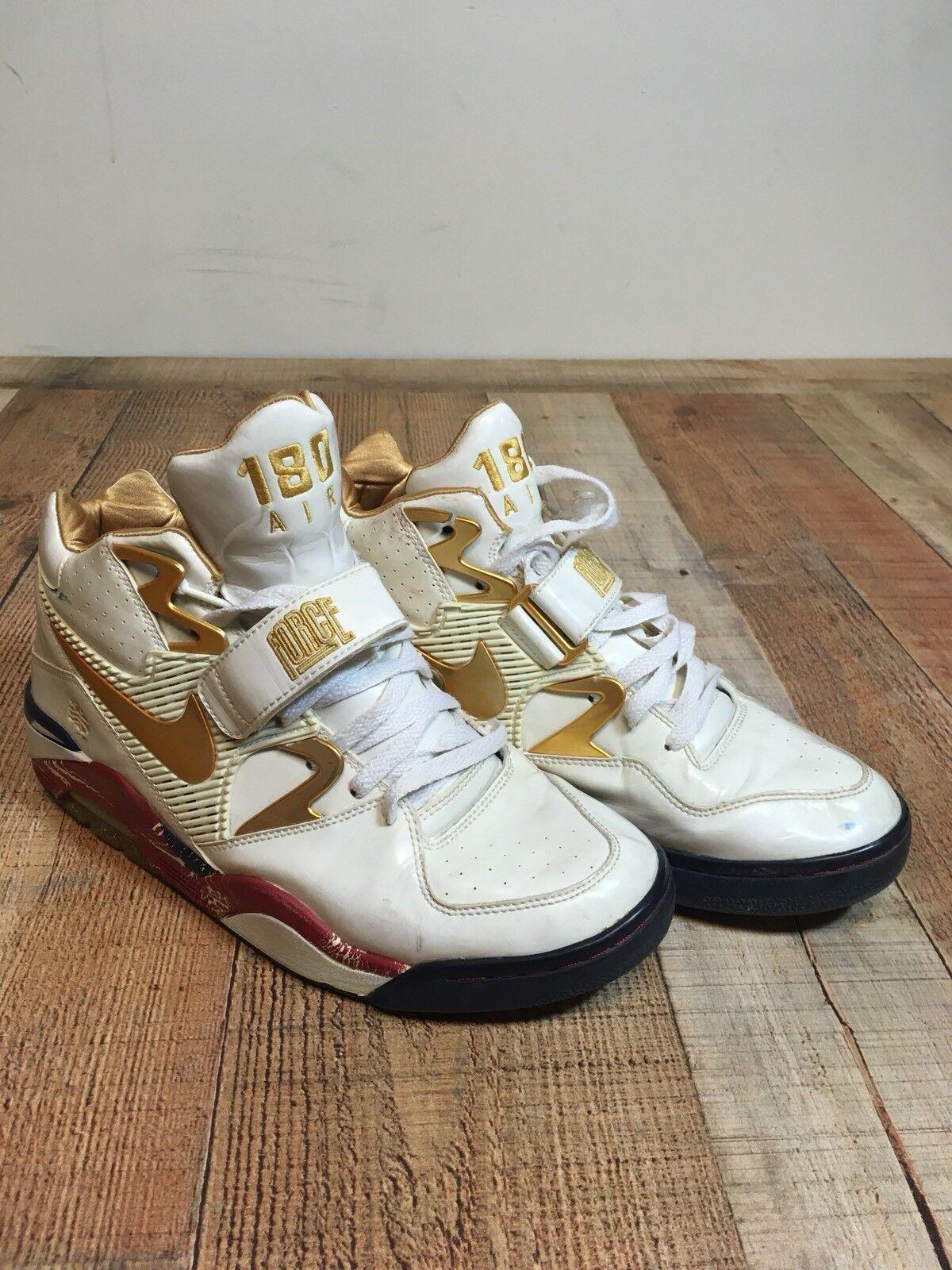 Vintage 2007 Nike Air 180 Premium Barkley's 316274-171 Men's shoes Size 10