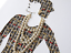 Chanel-Man-Ray-Trust-Greeting-Card-of-Coco-with-real-Tiny-Pearls-Gripoix-Rare thumbnail 6