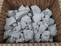 5 Lbs Pure Calcium Bentonite Clay Chunks - Quality Guarantee