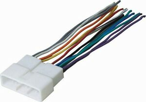 american international hwh804 wire harness 86 91 honda cs rh ebay com International Wiring Harness 2006 4200 Painless Wiring Harness