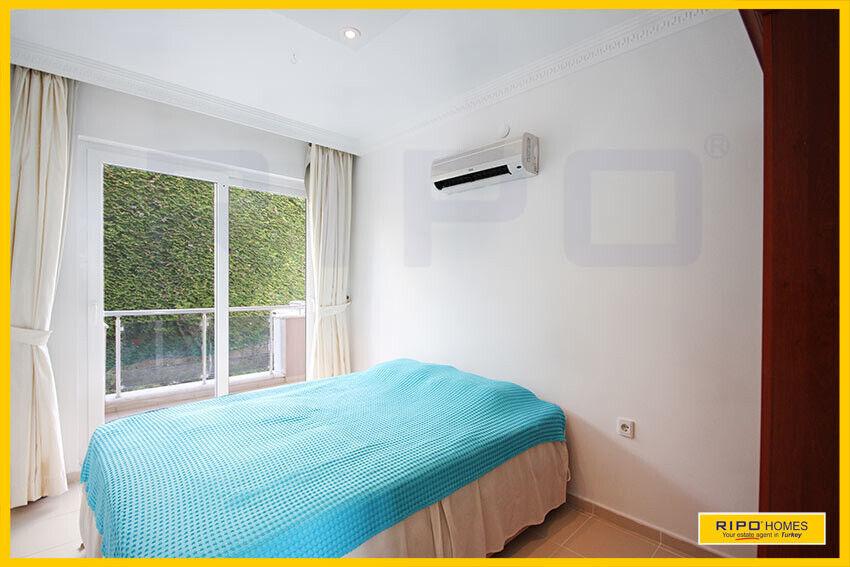 SOLGT!  Alanya Demirtas - En lækker 4-værelses...
