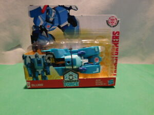 Transformers Robots in Disguise Combineur force 1-Step Changer blurr