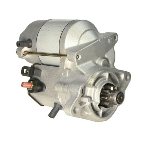 NEW STARTER KUBOTA EXCAVATOR KX71-3 KX71H /& LOADER R310 /& D850-B1 ENGINE