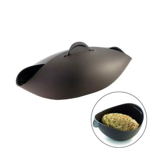Details about  /Silicone Bread Maker Silicone Steamer Silicone Bread Baking Pan Silicone Toaster